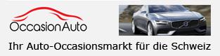Occasionauto.ch - Ihr Auto-Occasionmarkt für die Schweiz